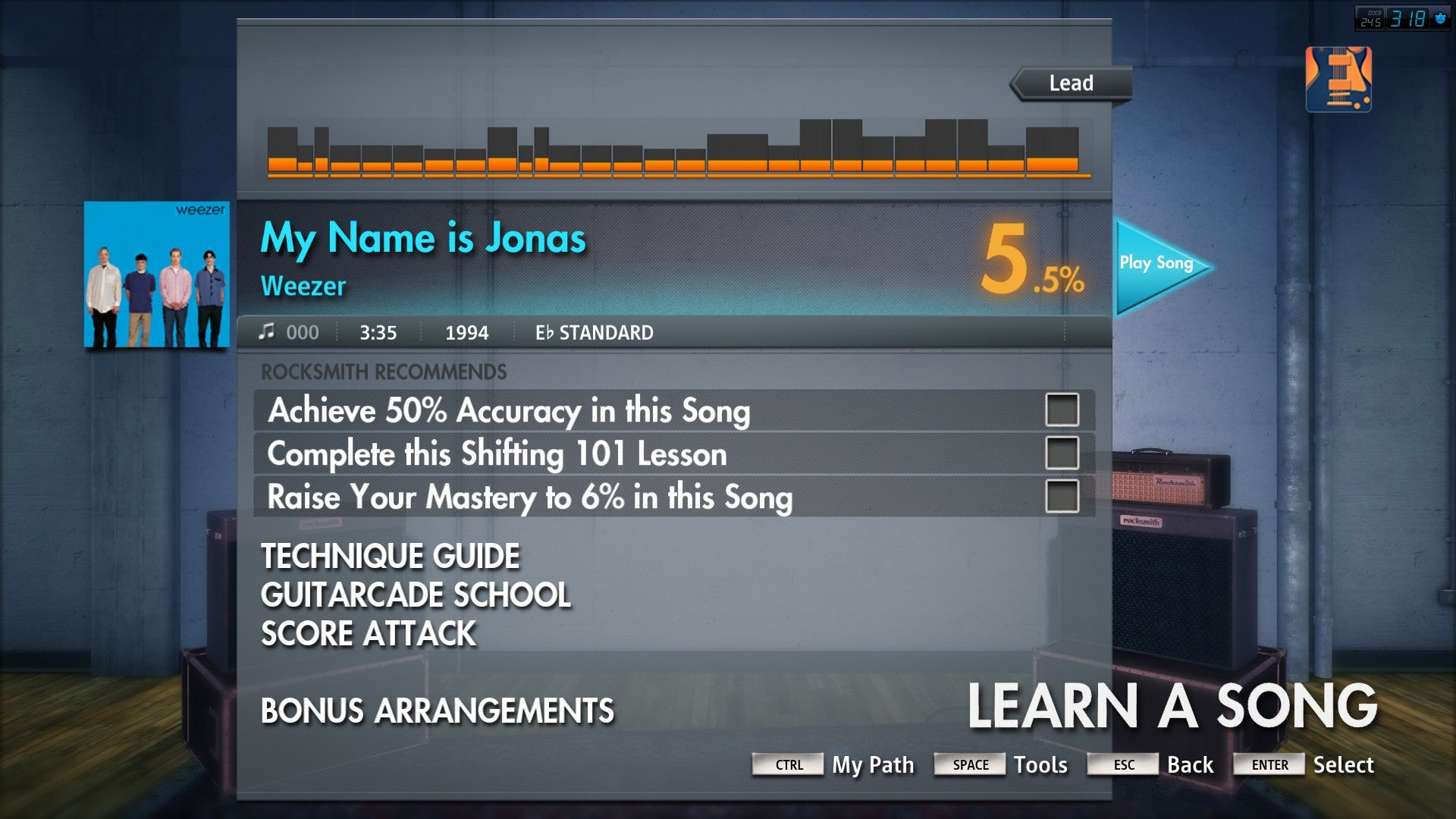 Thanks Rock Band And Guitar Hero, I'm Playing A Real Guitar Now
