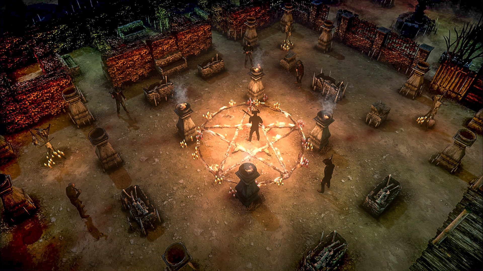 Hard West Is A Wild West Strategy Game, And It's Great