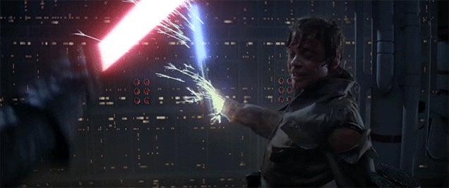 Video: The brutal amputations in Star Wars done by lightsabers