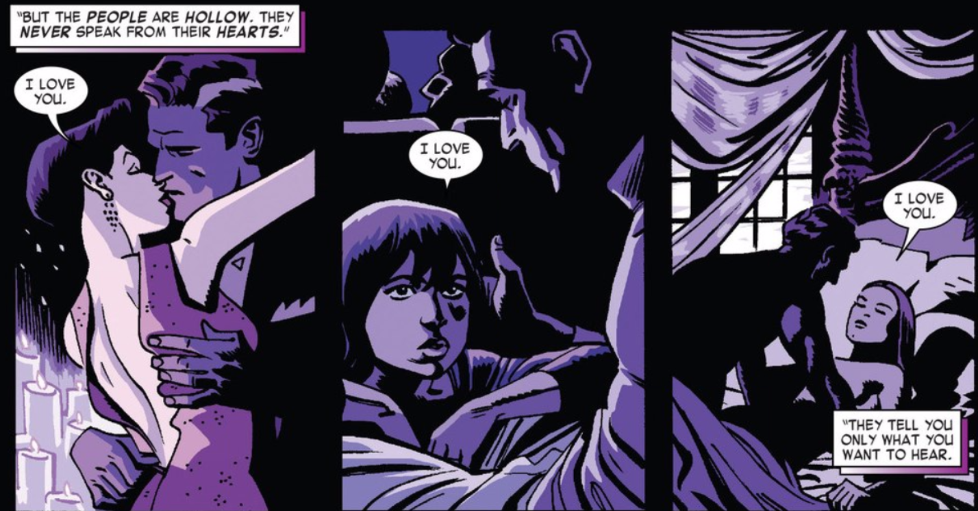 Jessica Jones' Terrifying Villain Has A Brood Of Evil Comic-Book Children