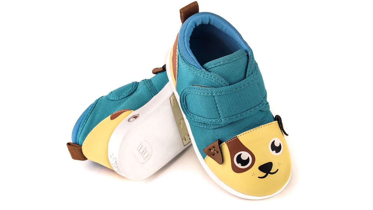 The Greatest Innovation In Squeaky Toddler Shoes Is a Silencer Switch