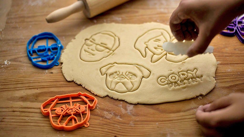 Turn Your Head Into a Hydrox With a Custom Cookie Cutter