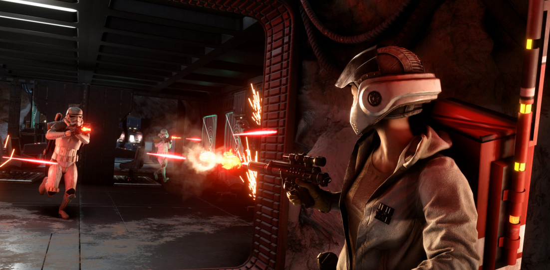 Tense Star Wars: Battlefront Duel Ends In Best Way Possible