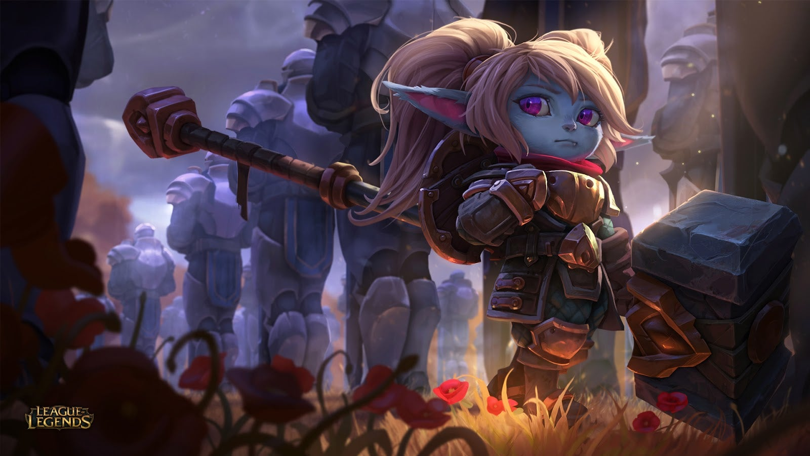 Long-Neglected League Of Legends Champion 'Poppy' Is Finally Being Remade
