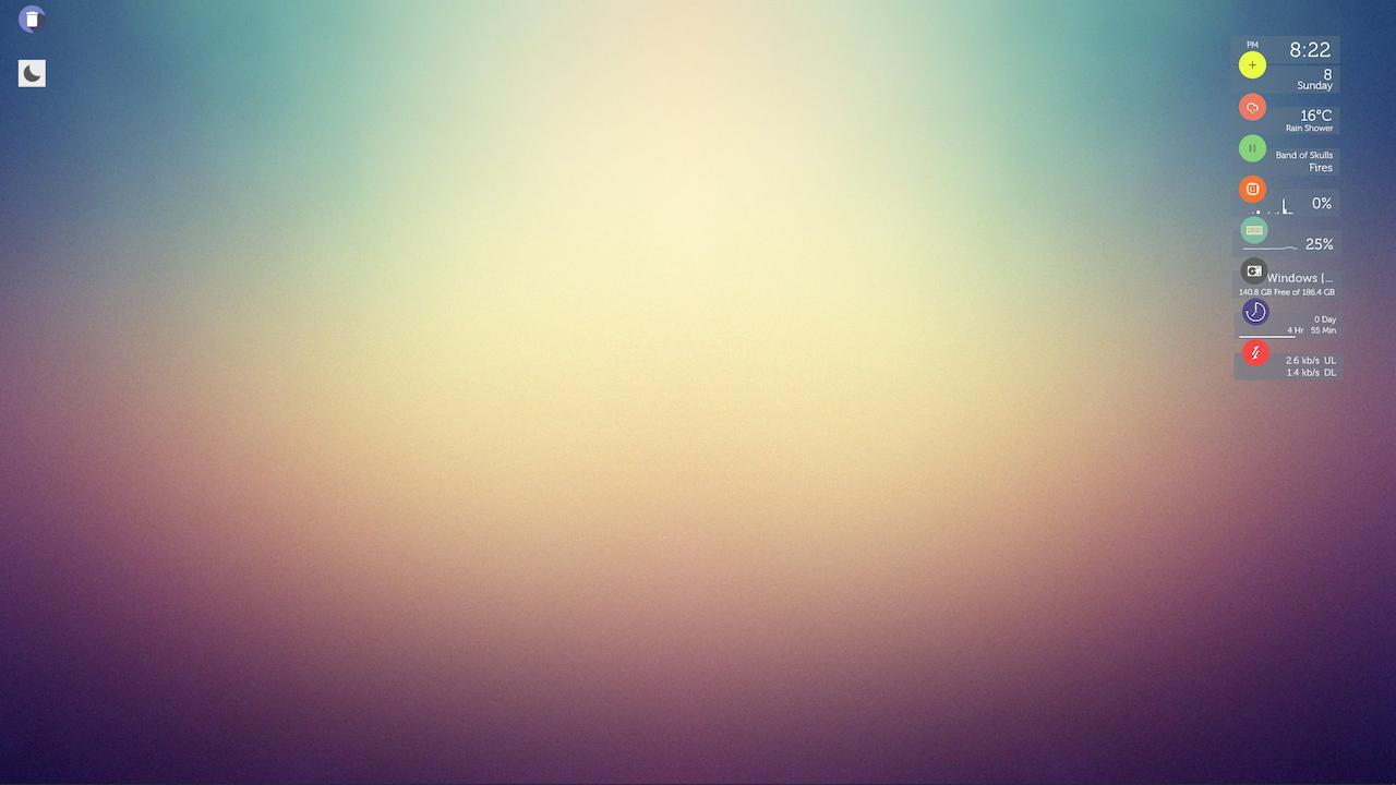 The Umbral Desktop