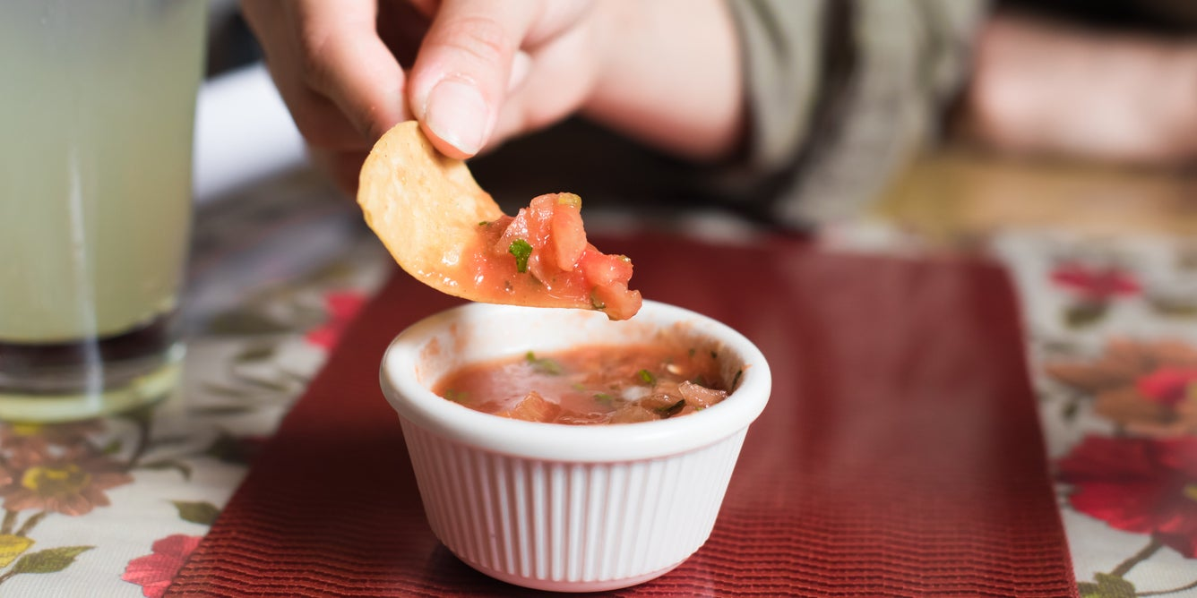 Is Double-Dipping Actually a Health Risk?