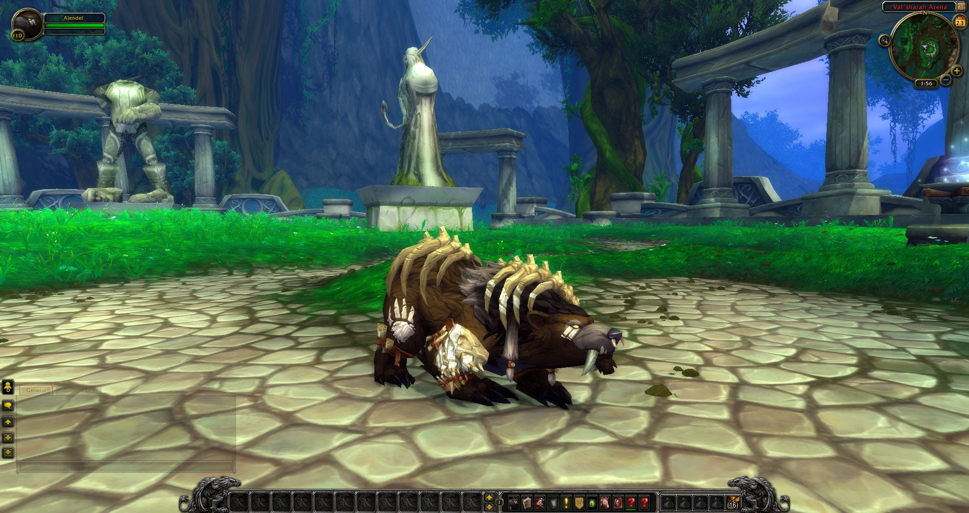 World of Warcraft: Legion's New Druid Forms Look Gorgeous