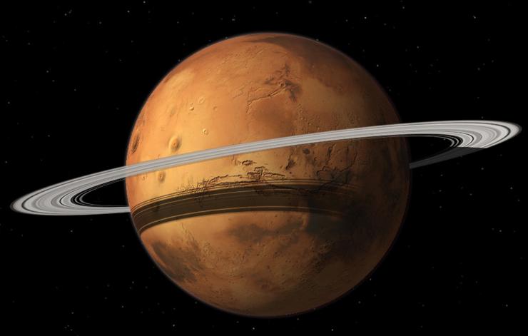 The Amazingly Creepy Way Mars Will Kill Its Moon