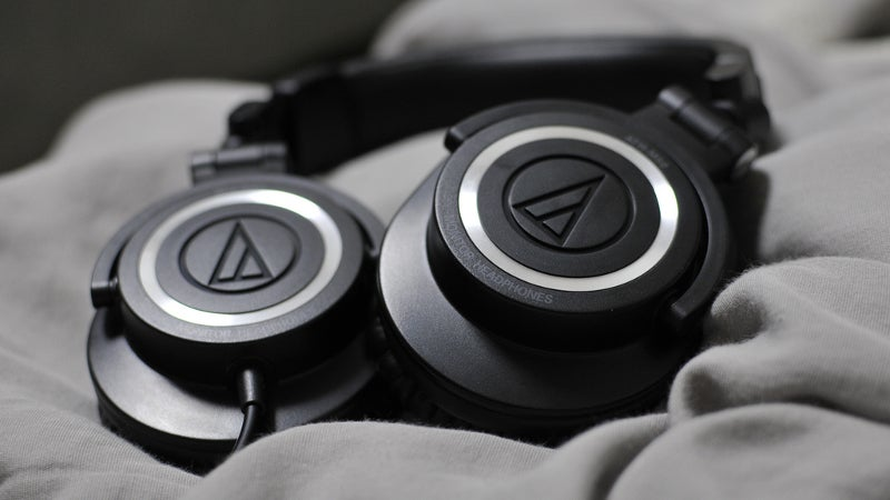 Headphone Showdown: Grado SR80e vs Audio-Technica ATH-M50x vs Sony MDR-V6