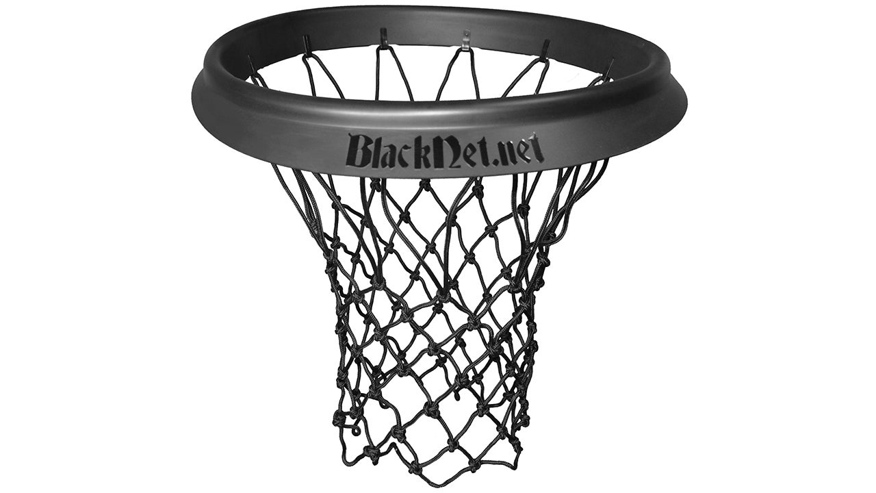 Installing This Temporary Basketball Net Is As Easy As a Free Throw