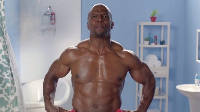 Terry Crews' Fitness Secret: Treat the Gym Like a Spa