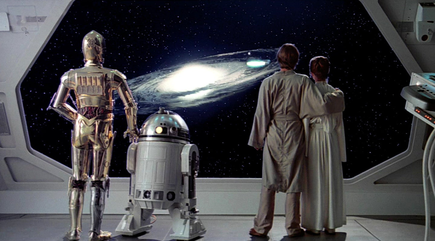 Top 10 Most Gorgeous Space Movies Ever Filmed