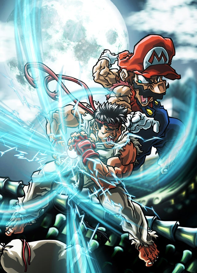 Mario Gets Angry, Goes on a Rampage Across Gaming History