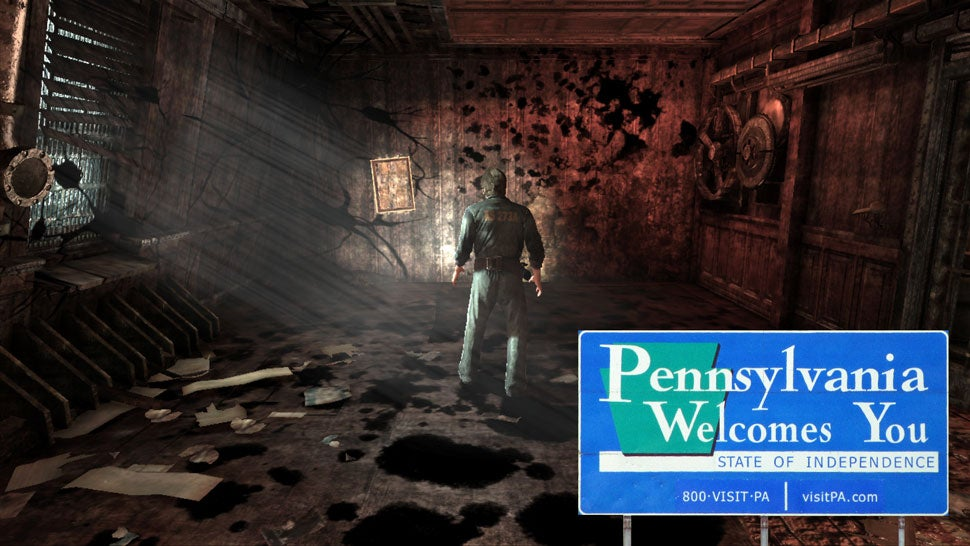 The Perfect Place for a Horror Game? Pennsylvania, Says Google