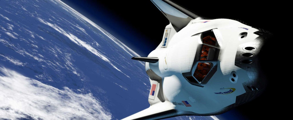 Watch the development of America's next space shuttle