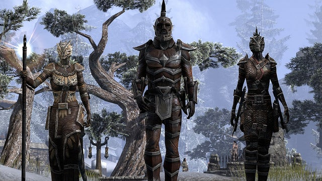 You Won't Need PlayStation Plus For The Elder Scrolls Online On PS4