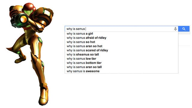 Google Sure Asks Great Video Game Questions