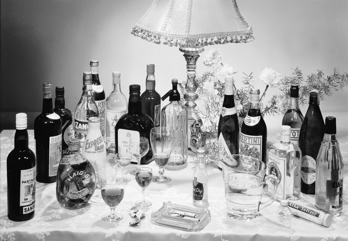 Time Travelling Scientists Were Going to Save Liquor After Prohibition