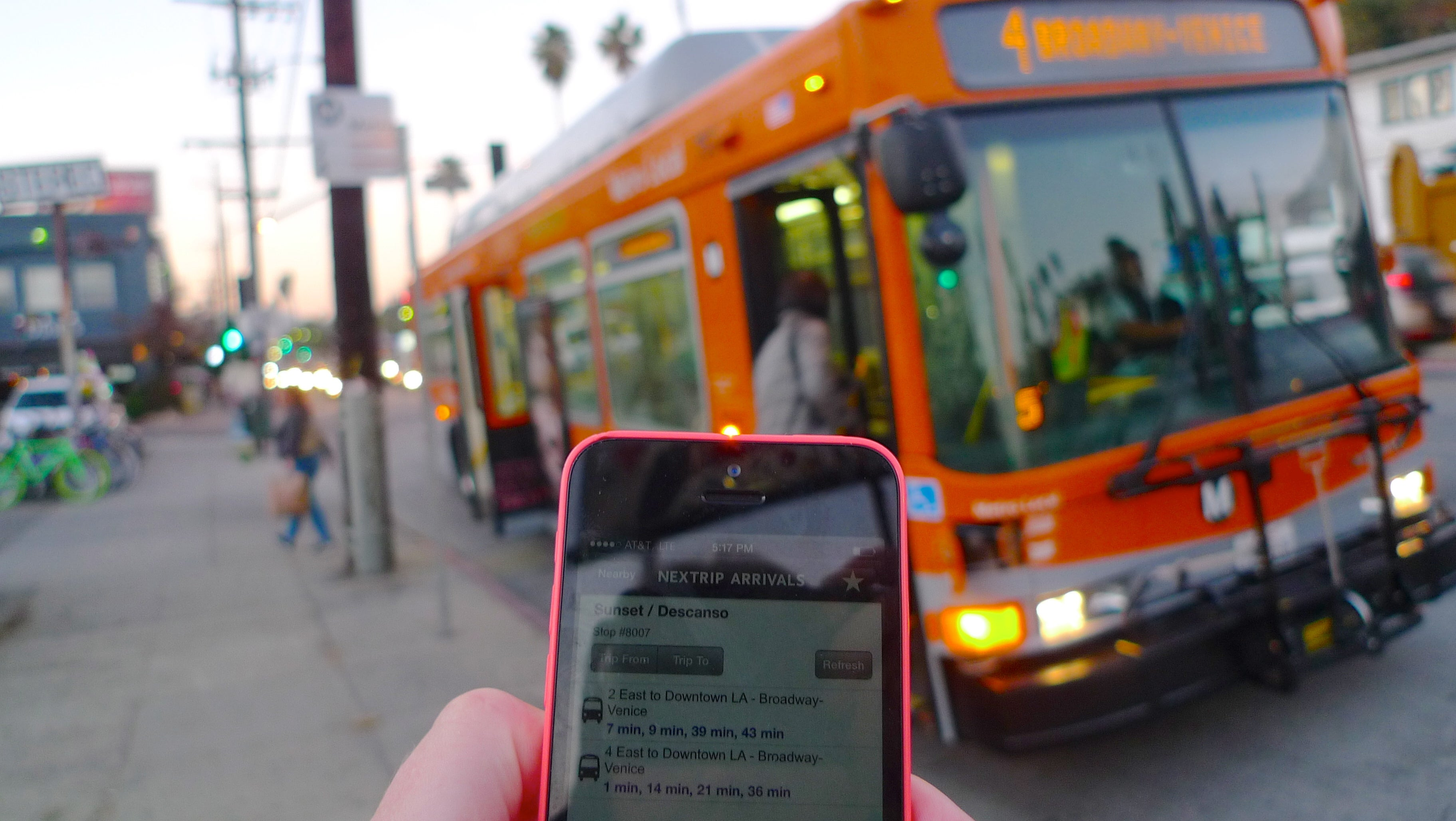 How Good Data Makes Public Transport Feel More Efficient — Even When It's Not