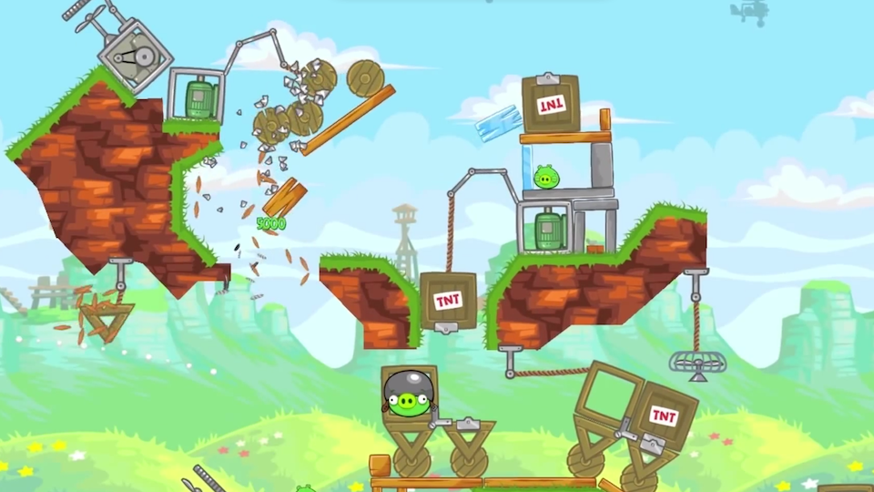 Angry Birds Maker: We Do Not Collaborate With Spies