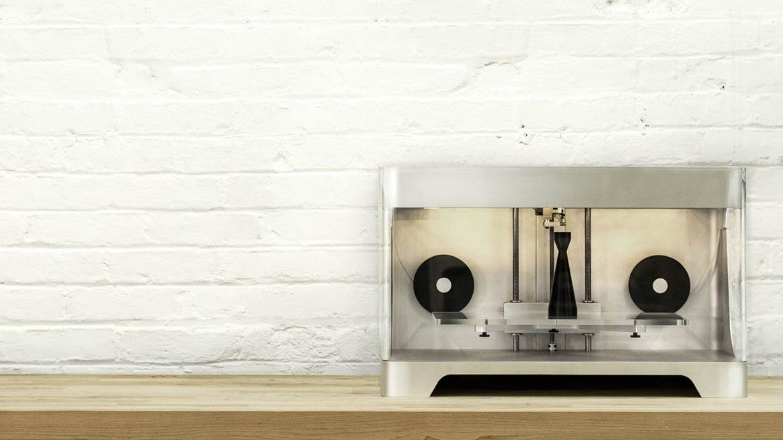 Mark One: The World's First Carbon Fibre 3D Printer