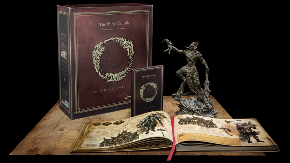 $100 Special Edition For The Elder Scrolls Online Comes With A Lot