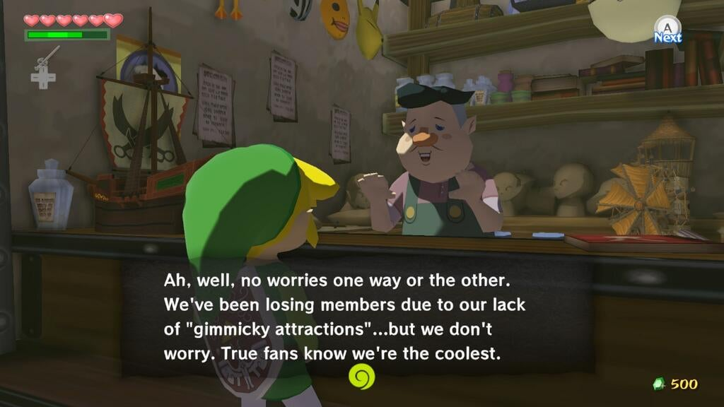Nintendo's Recent Drama, Summed Up In One Cheeky Image