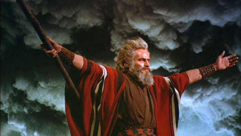 God's 12 Biggest Dick Moves in the Old Testament