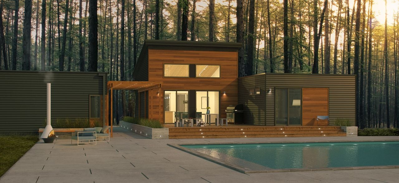 Customise Every Detail of These Gorgeous Prefab Houses