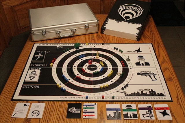 Inception Board Game Is A Board Game Inside A Board Game...