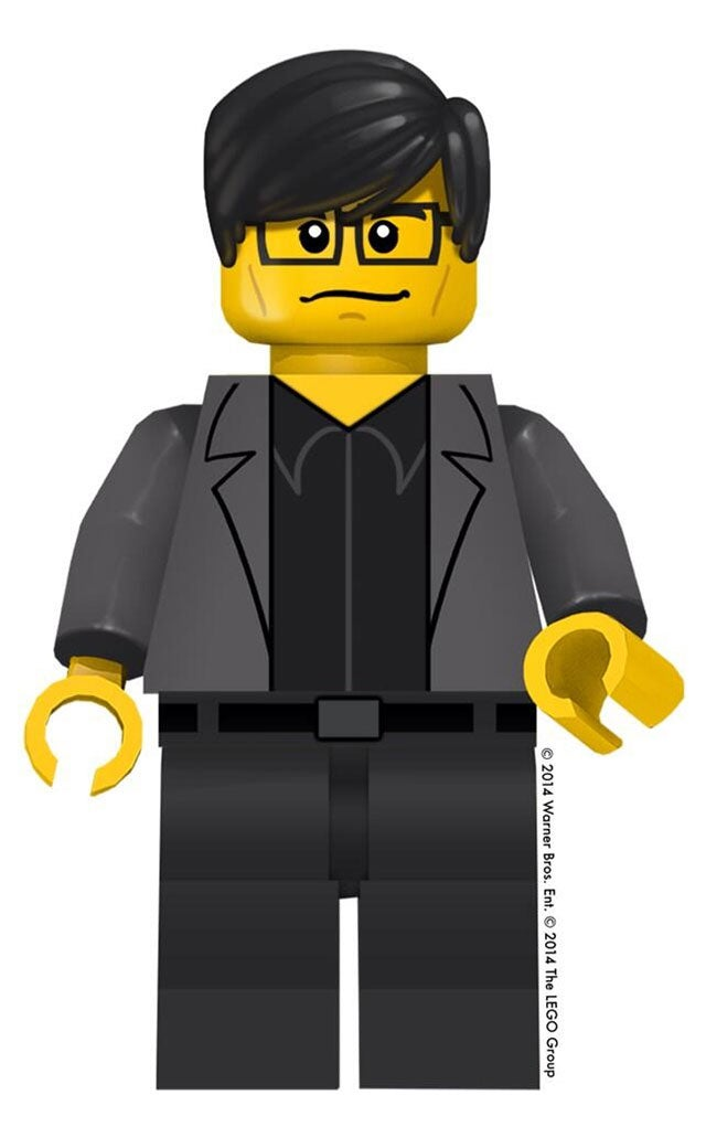 Metal Gear Creator Hideo Kojima, Transformed Into LEGO Minifig