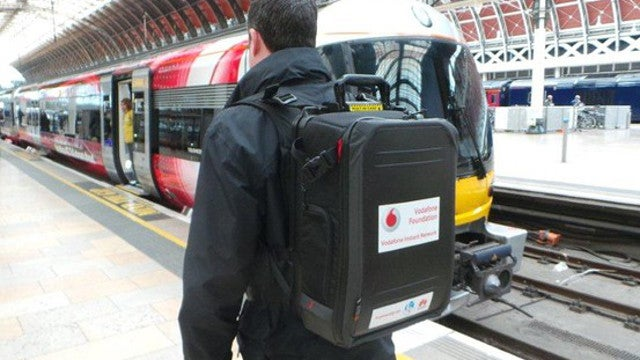 This Network-in-a-Backpack Will Connect People in Disaster Areas
