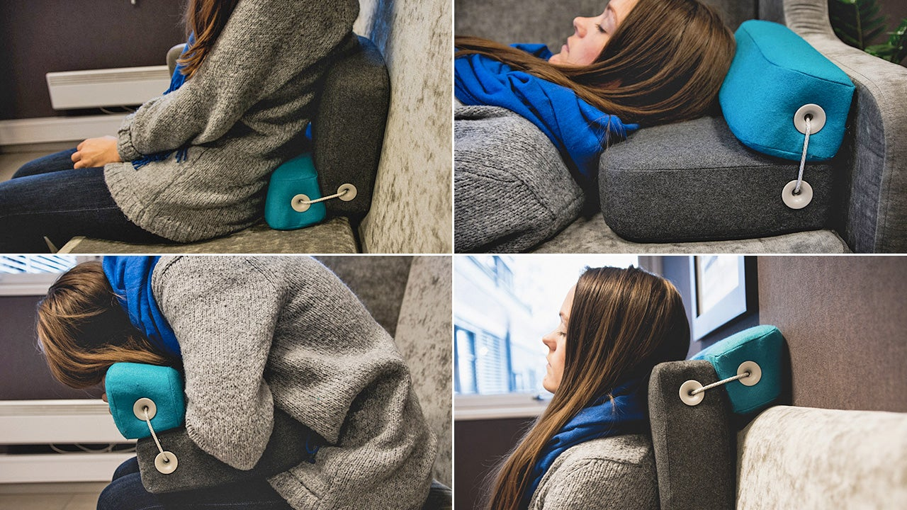 Could This Be the World's Most Useful Couch Pillow?