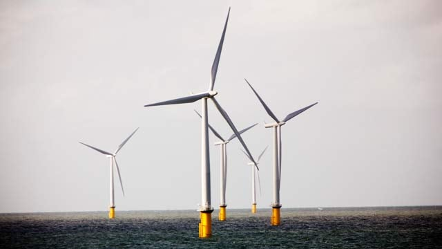 Offshore Wind Farms Might Save Us From Hurricanes