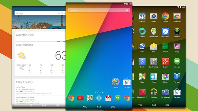 Google Now Launcher Arrives On Google Play Store, Limited Availability