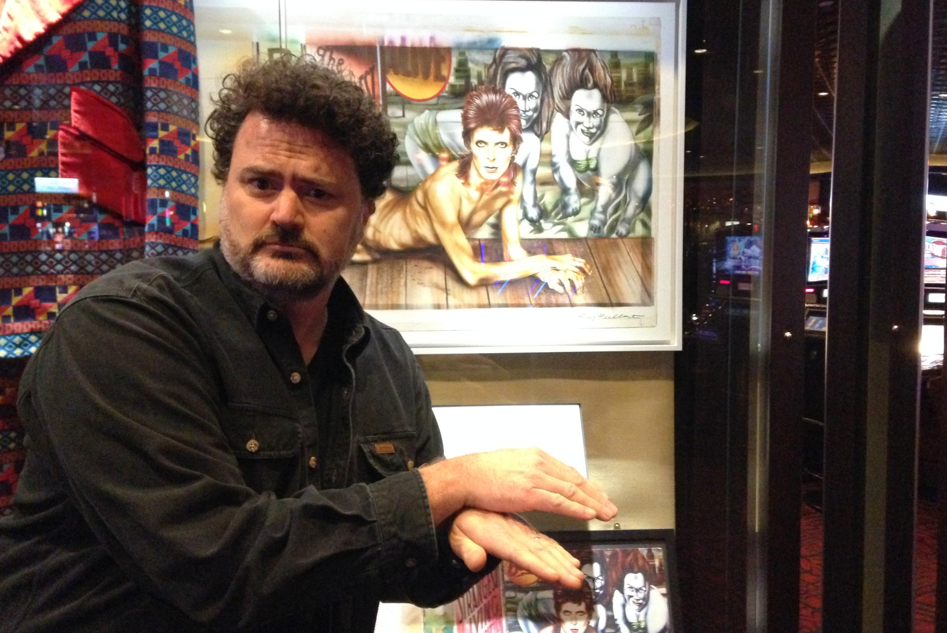 Tim Schafer Is Happier Now