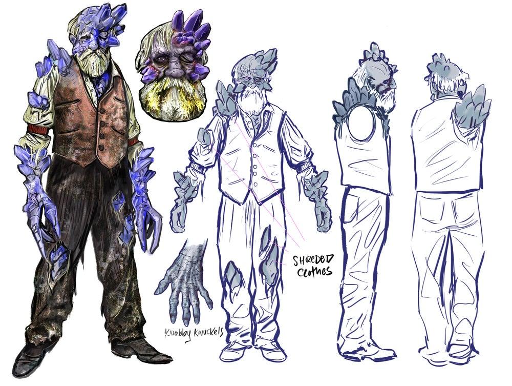 The Beards, Beaus & Bad Guys Of BioShock Infinite