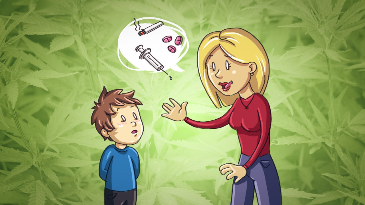 talking to your child about drugs Teach your child how to say no to drugs kids who don't know how to respond when offered alcohol, cigarettes, or drugs, or who don't know how to get out of sticky situations, are more likely to .