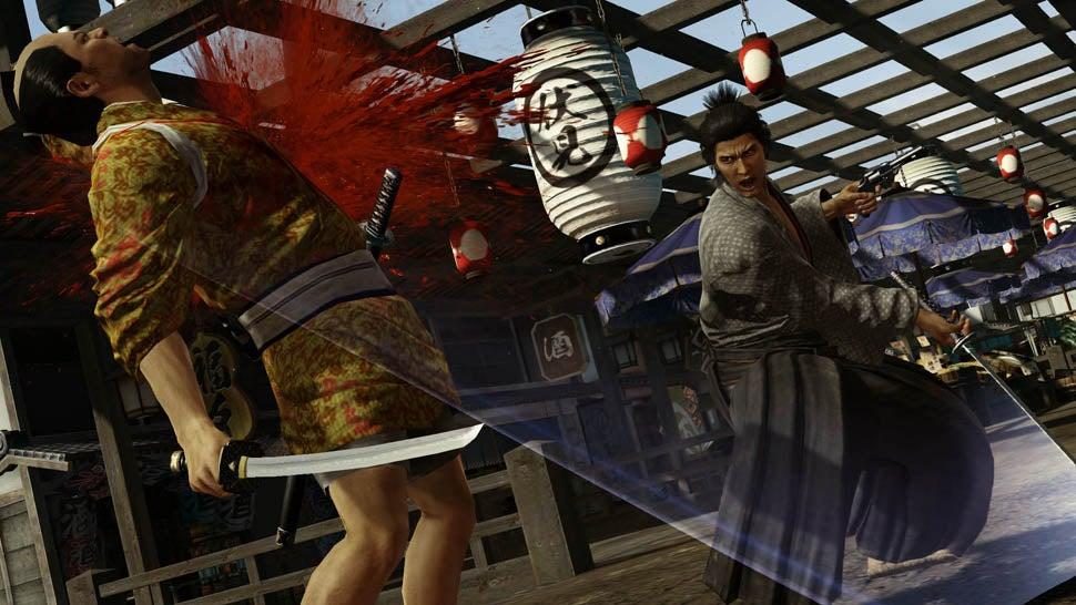 Yakuza: Ishin! is Ridiculously Fun