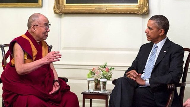 Dalai Lama Is Now on Instagram