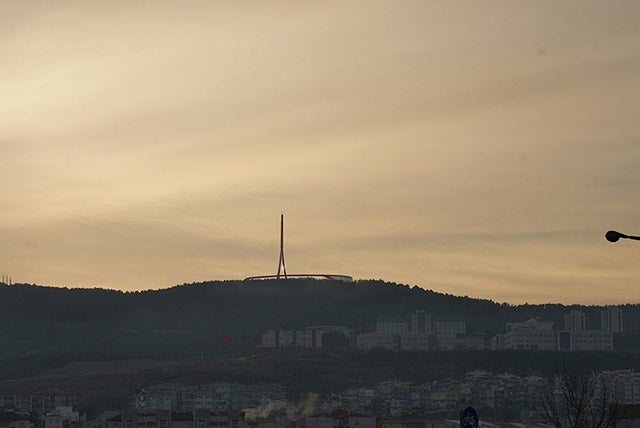 Insane New Tower Might Rise Above the Hills in Western Turkey