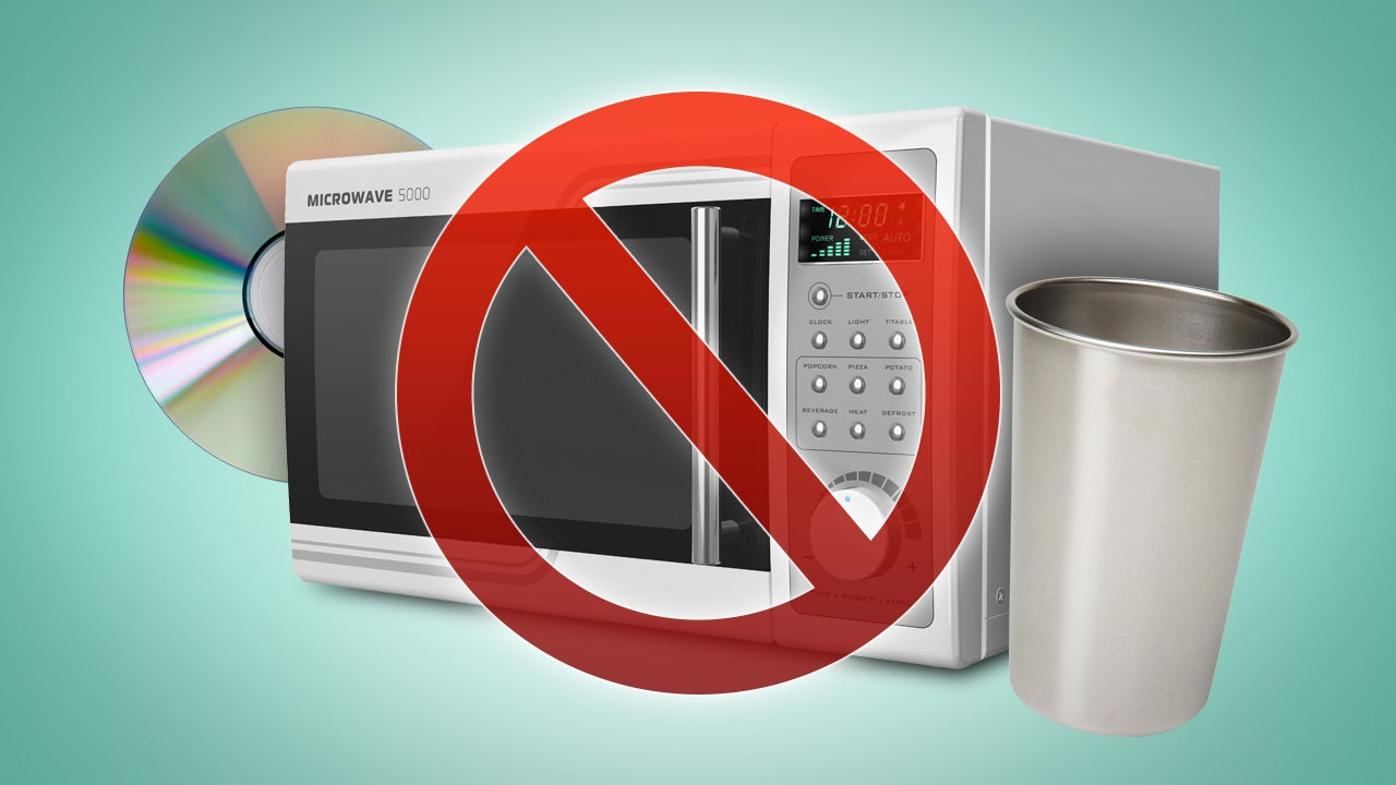Ask Lh What Should And Shouldn T I Microwave