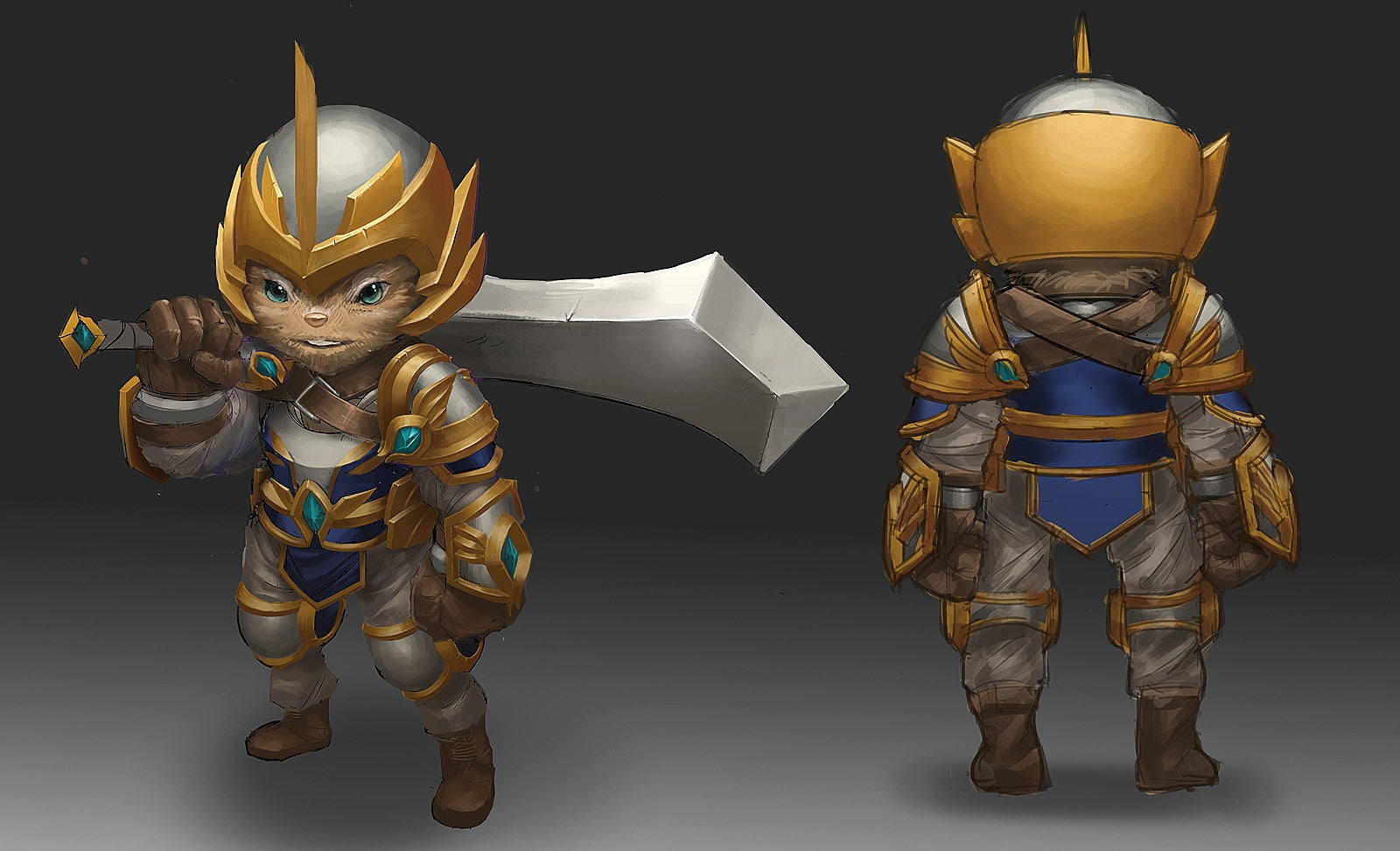 Fake League Of Legends Characters Look As Good As The Real Ones