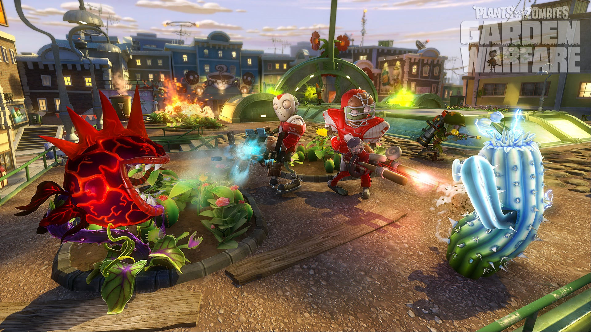 Plants Vs. Zombies: Garden Warfare: The Kotaku Review