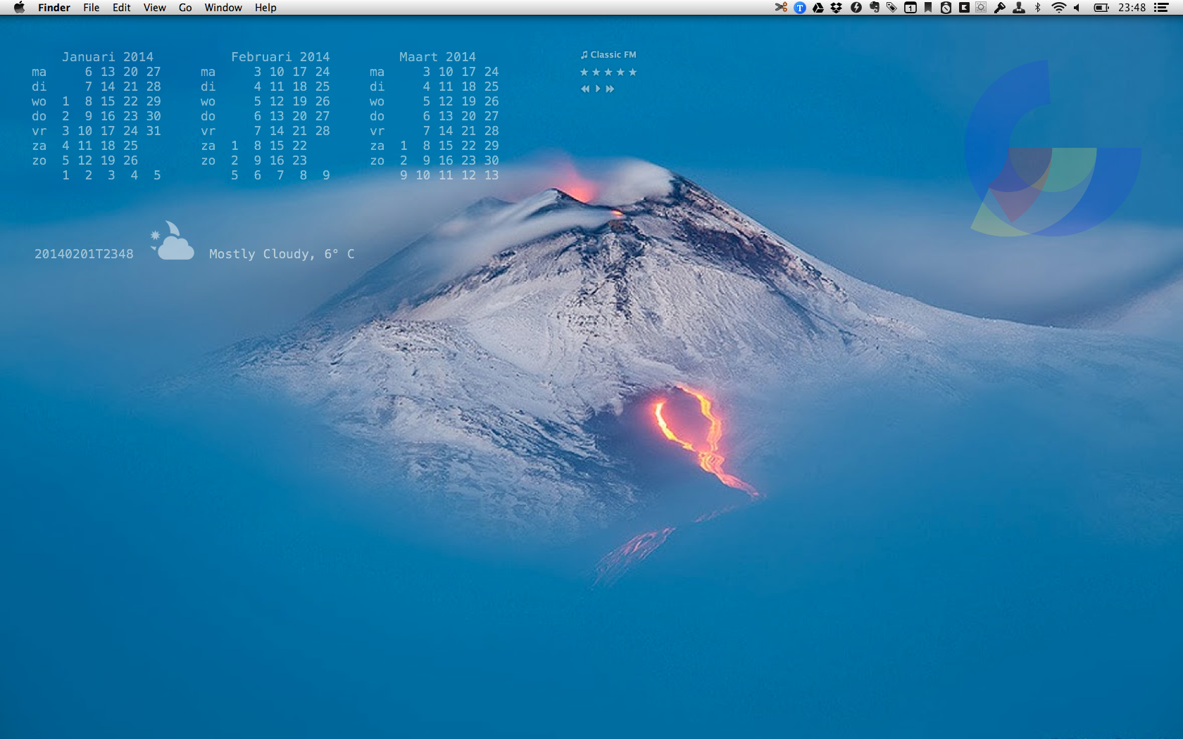 The Smouldering Desktop