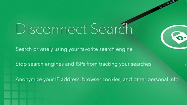 Disconnect Search for Android Makes Your Web Searches Private