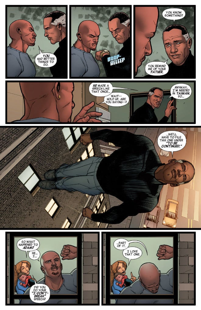 Why Mighty Avengers Is My Favourite Marvel Comic Right Now