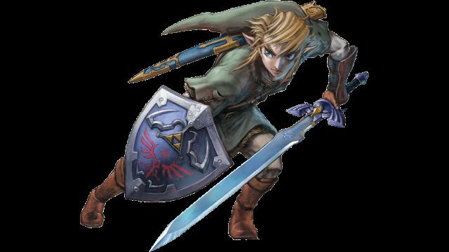 Cosplayer Pulls a Zelda Sword, Man Gets Stabbed