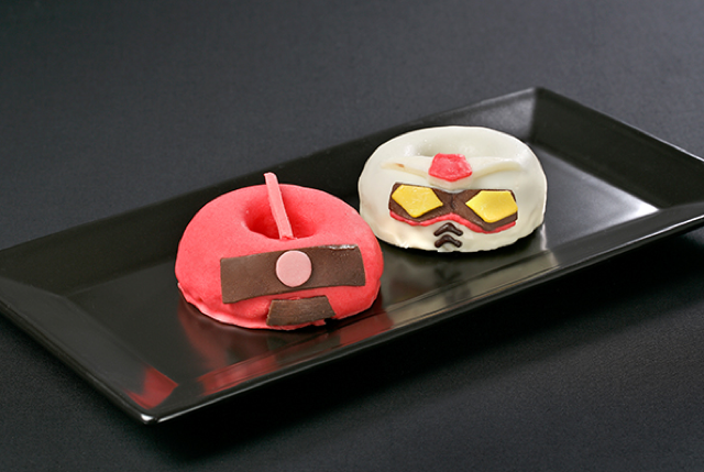 There Are Gundam Doughnuts in Japan