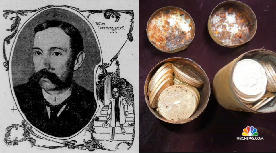 Unlocking the Mystery of the $US10 Million California Time Capsule